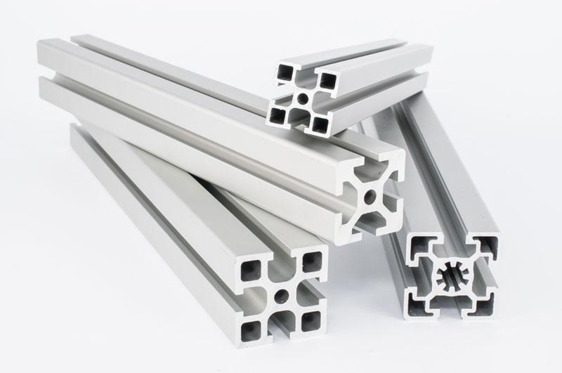 Ogromnie System profili aluminiowych | Profile systemowe | Cennik | Alutec KK GQ06